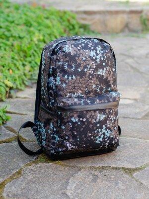 Продано: Рюкзак городской спортивный мужской женский для школы подростку blue brown