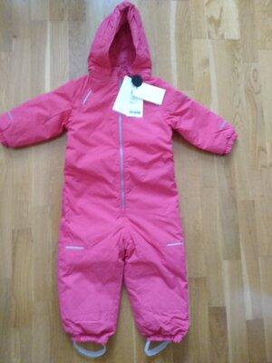 Зимний термокомбинезон для девочки Name it Дания , размер 98-104 см