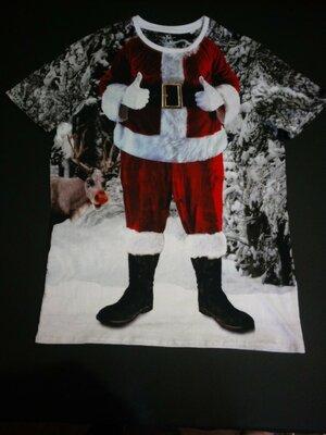 Продано: Новорічна футболка,футболка Новогодняя ,