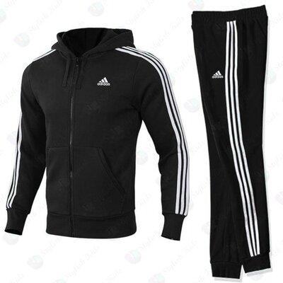 Зимний спортивный костюм детский подростковый Адидас 128р - 170р