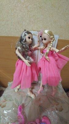 Куклы BJD,43 см новые,фирменные,18 шарниров с аксессуарами