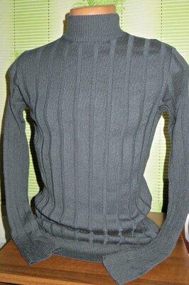 Водолазка , гольф,свитер мужской тонкой вязки.