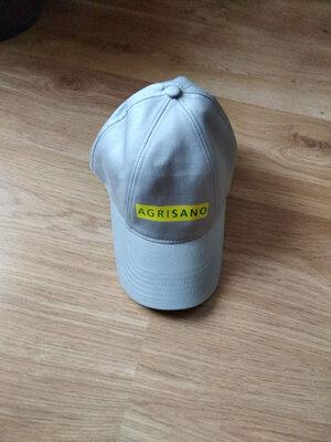 Новая кепка Swicher 100% коттон на обьем головы 54 - 58 см