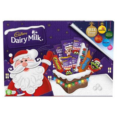 Новогодний набор сладостей Cadbury Selection Box 135 g