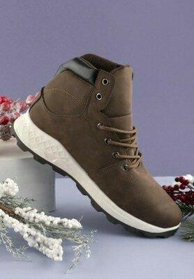 Продано: Мужские зимние ботинки 61582
