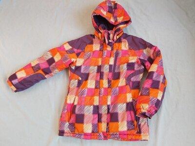 Продано: Куртка зимняя на девочку