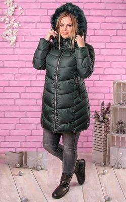 Продано: Зимнее пальто холлофайбере&& теплое и легкое