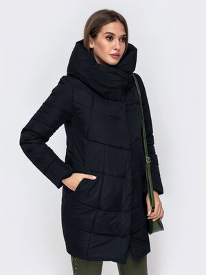 Продано: Зимняя куртка - пуховик 40-42