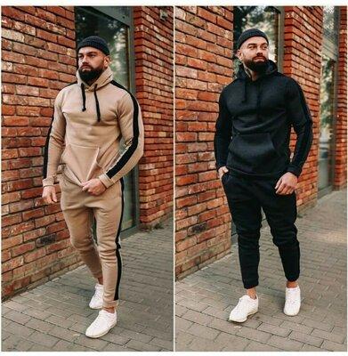 Продано: Мужской костюм теплый брюки и батник
