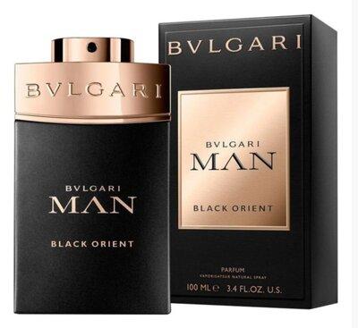Bvlgari Man in Black Orient Парфюмированная вода 100 ml