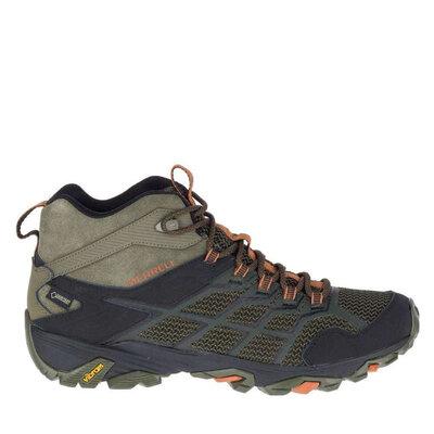 Мужские ботинки Merrell Moab FST 2 Mid J77489