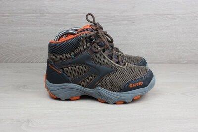 Продано: Детские ботинки Hi-tec, размер 31 треккинговые ботинки