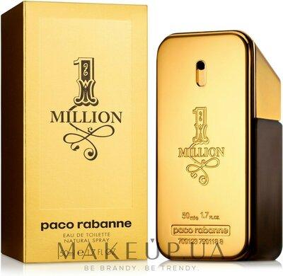 Продано: Paco Rabanne 1 Million,60 ml Элитная мужская парфюмерия, мужской парфюм,духи,туалетная вода для мужч