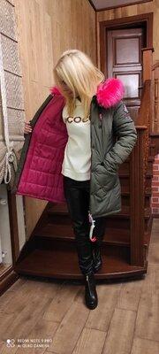 Продано: Стильная куртка парка зима Распродажа супер цена количество ограничено .
