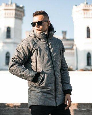 Продано: Мужская зимняя куртка