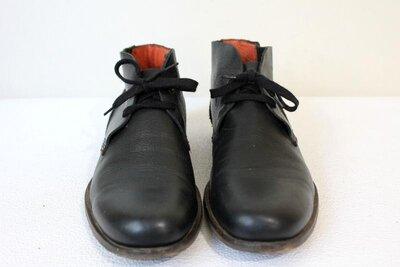 Продано: Мужские кожаные ботинки Hub Spurs Голландия