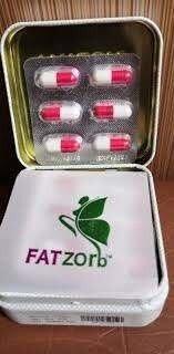 Продано: Fatzorb натур.состав 6кап. блистер