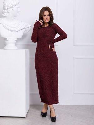 Нарядное платье с длиной в пол, Размер S, M, L, XL, жіноче довге плаття