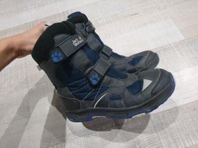 Термосапоги, ботинки 34-35 размер