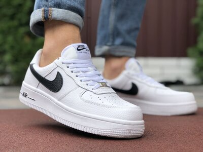 9927 Зимние мужские кроссовки Nike Air Force