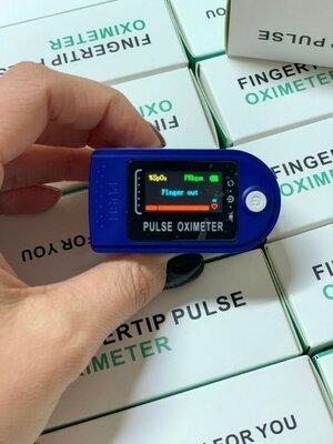 Продано: Пульсоксиметр На Палец Для Изменения Пульса И Сатурации Крови