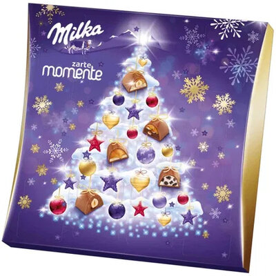 Адвент календарь Milka Moments Advent Calendar 211 g