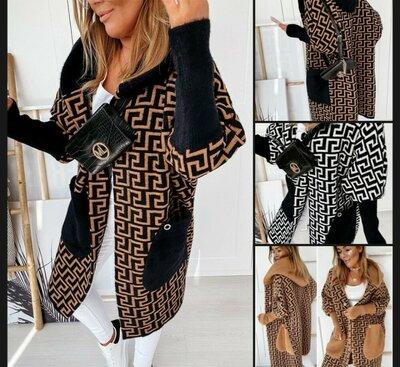 Продано: Пальто альпака Versace, 4 цветов супер качество