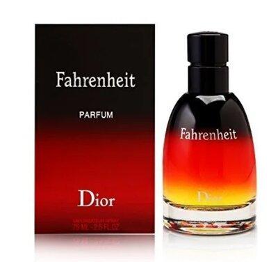 Christian Dior Fahrenheit 75 мл Парфюмированная вода мужская