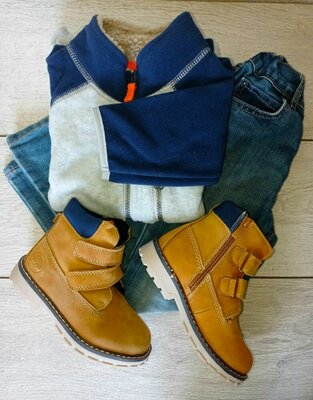 Продано: Зимние ботинки на овчине