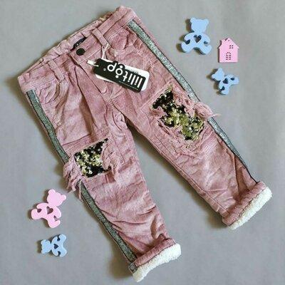 Продано: Модные вельветовые штаны, зима.
