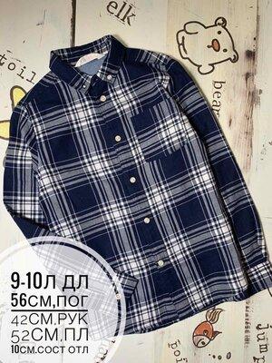H&M рубашка 9-10 лет