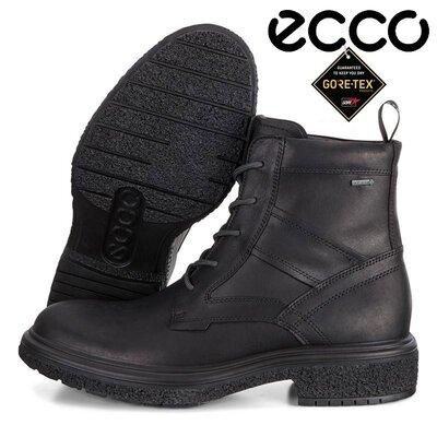 Продано: Мембранные кожаные ботинки экко ecco crepetray hybrid m оригинал р.44
