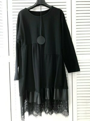 Продано: Женское платье-разлетайка свободного кроя