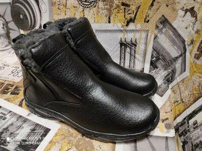Зимние ботинки на меху р. 40-45