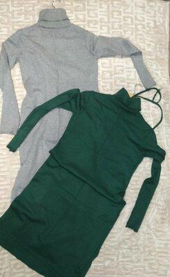 Продано: Платье гольф женское зима ангора шерсть 42-46