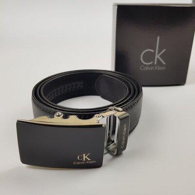 Мужской ремень Calvin Klein с автоматической пряжкой Келвин Кляйн