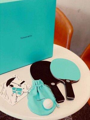 Подарочный набор для пинг-понга Tiffany&Co.