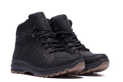 Продано: Зимние мужские ботинки из натуральной кожи Timberland