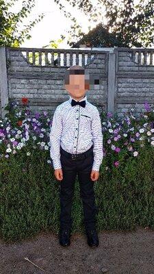 Рубашка на 6 - 7 лет
