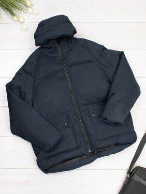 Чоловіча зимова тепла куртка мужская тёплая зимняя куртка