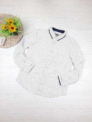 Продано: Рубашка от F&F 8 - 9 лет, 128- 134 см.