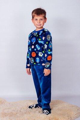Продано: Пижама для мальчика Тр 6079-035-4