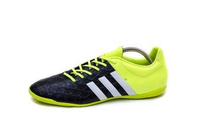 Бампы, футзалки Adidas Ace 15.4. Стелька 28,5 см