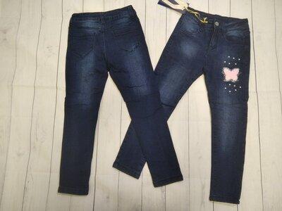 Утепленные джинсы 122,152,158. Венгрия Seagul.