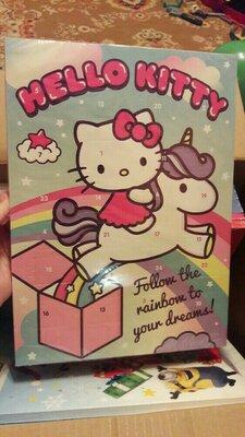 Продано: Адвент-Календарі Пони xello kitty Троли Миньйони Патруль Щенячий Единорог Іспанія Німеччина