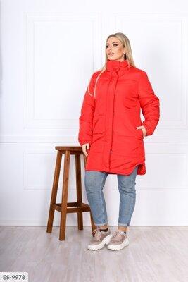 Тёплое зимнее пальто. 5 цвета.