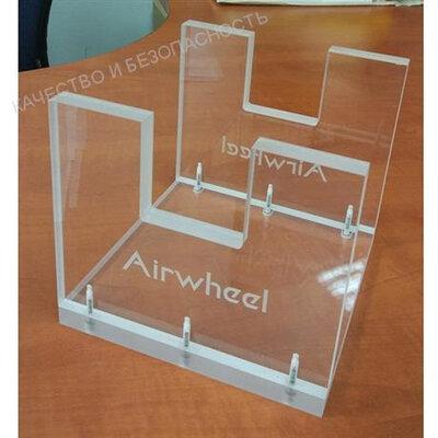 Акриловый демонстрационный стенд Airwheel для моноколеса