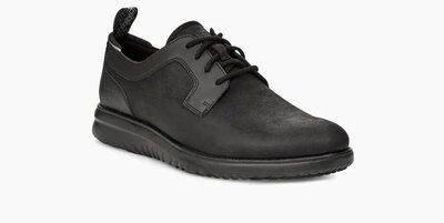 Шикарные кожаные туфли от UGG р.44,5