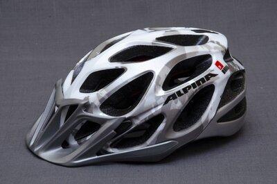 Продано: Велошлем Alpina Mythos. Размер 52-57 см