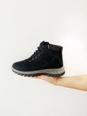 Продано: Мужские Зимние Ботинки на меху